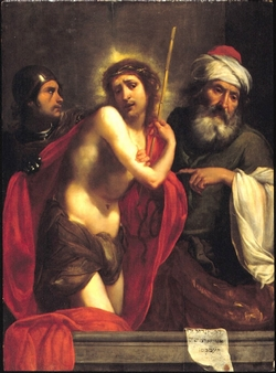 Un tableau du peintre Francesco Furini